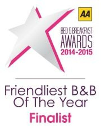 Kester House Bed & Breakfast : AA Friendliest B&B