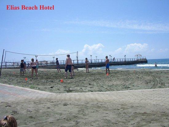 Elias Beach Hotel: Отель