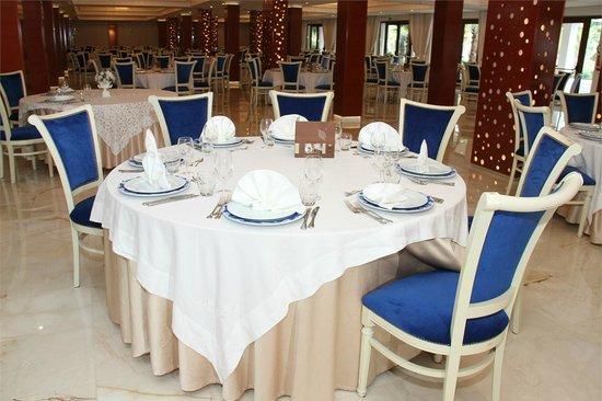 Prince Franklyn Hotel : Sala ristorante