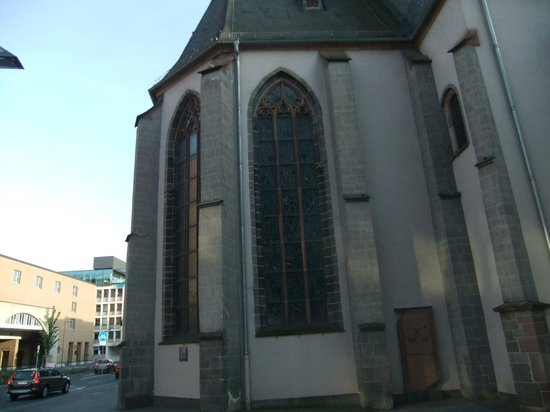 Das Spenerhaus: Just behind the church