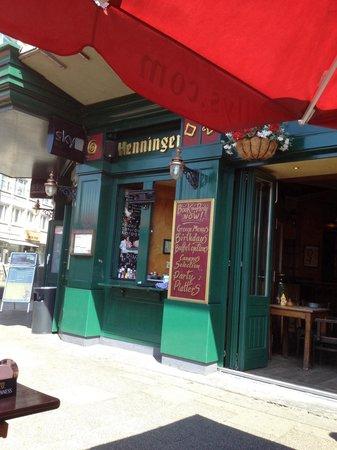 O'Reilly's Irish Pub: Oreillys i Frankfurt