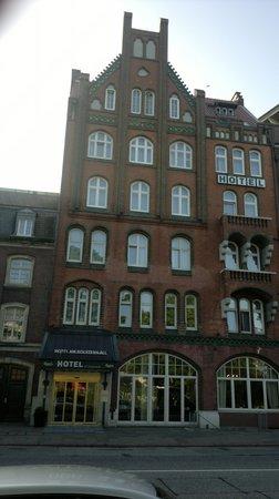 Novum Hotel Holstenwall Hamburg Neustadt: Hotel