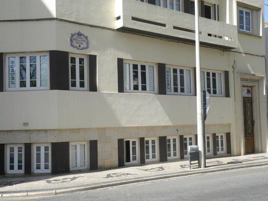 Loule Coreto Hostel: Fachada Exterior