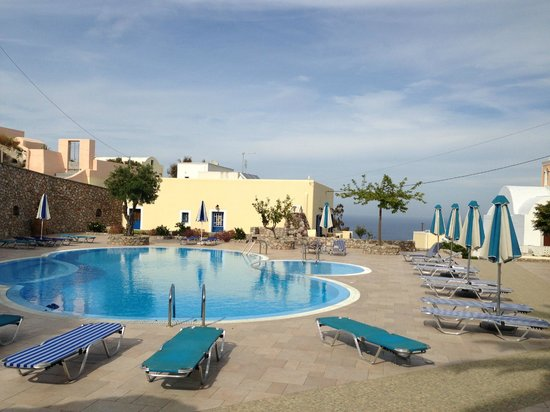 Anatoli Hotel: pool