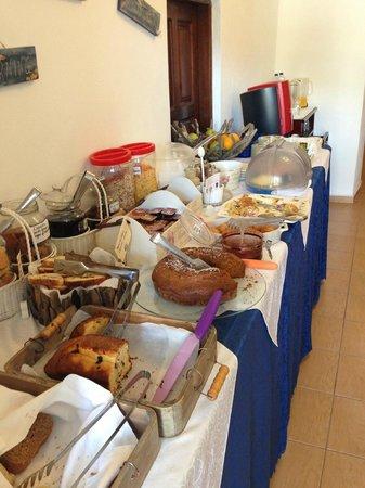 Anatoli Hotel: breakfast