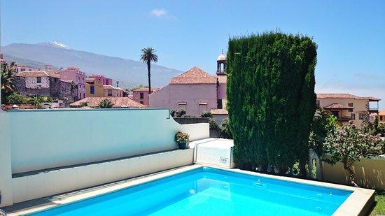 Hotel Alhambra: Piscina sur-este