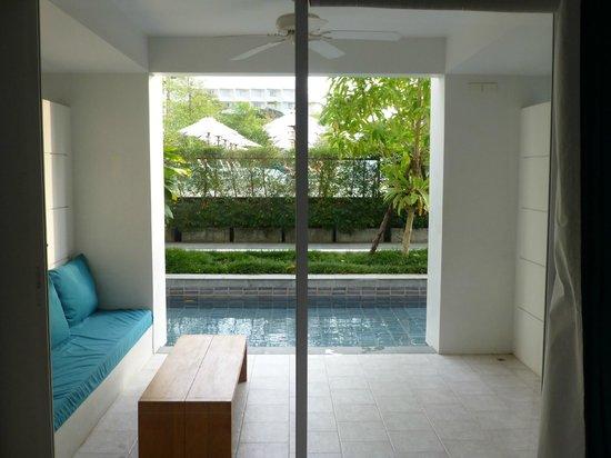 Nap Patong: balcon alcove
