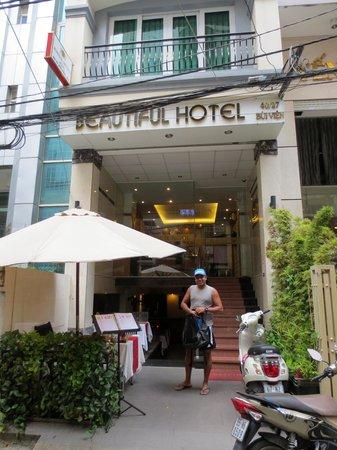 Beautiful Saigon 3 Hotel: Exterior Facade