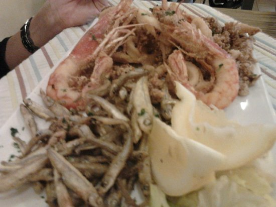 Sikulo - Umori & Sapori : frittura