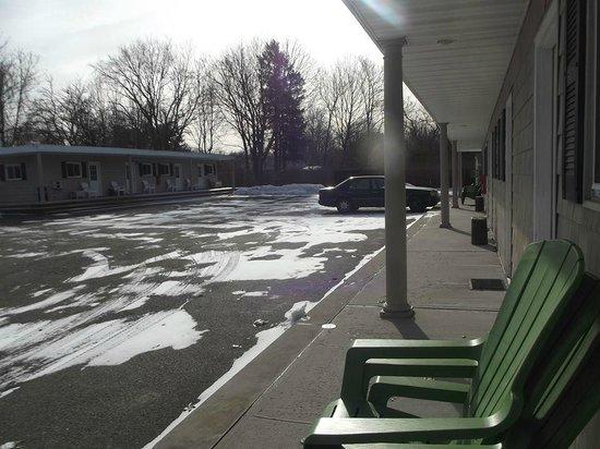 The Duncan Inn: fuori dalla mia stanza