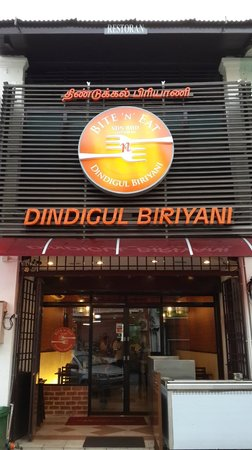 Bite N Eat Dindigul Biriyani