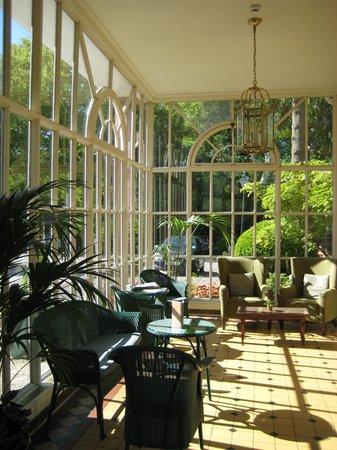 Macdonald Leeming House, Ullswater: The Conservatory