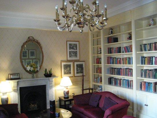 Macdonald Leeming House, Ullswater: The Library