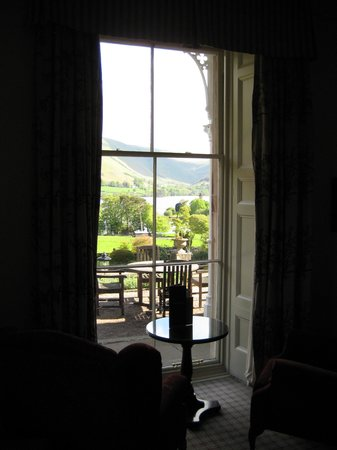 Macdonald Leeming House, Ullswater: View from Drawing Room