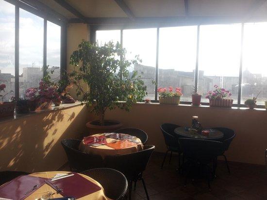 Le Chiavi di San Francesco Residence: le coin petit déjeuner