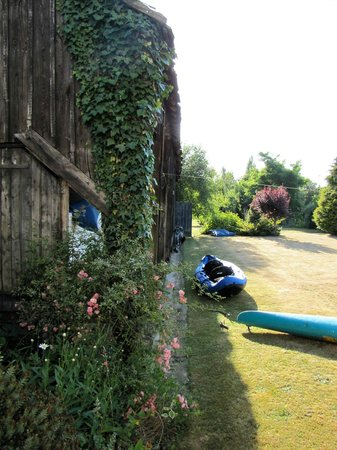 The Blue House : Garden