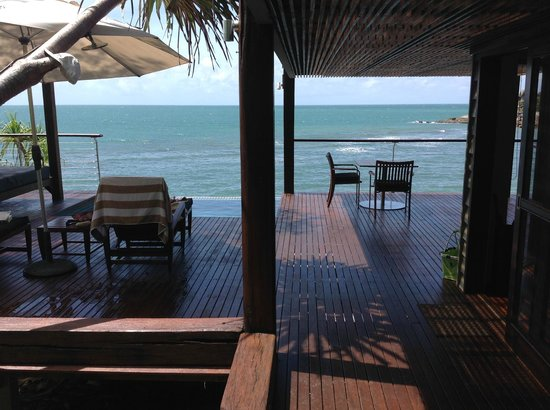 Bedarra Island Resort: More deck