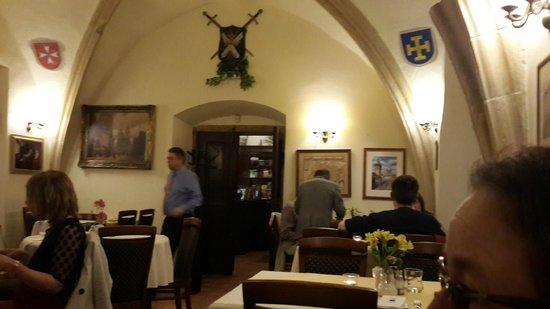 Cerny Slon Restaurant