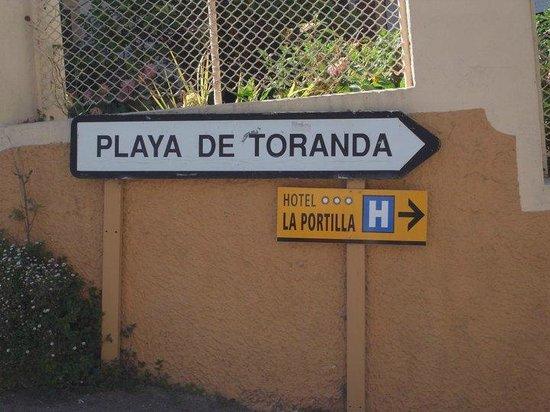 Playa de Torimbia: Plya de Toranda