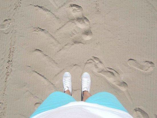 Playa de Torimbia: Arena de Torimbia