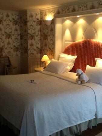 Hotel de Orangerie: Room