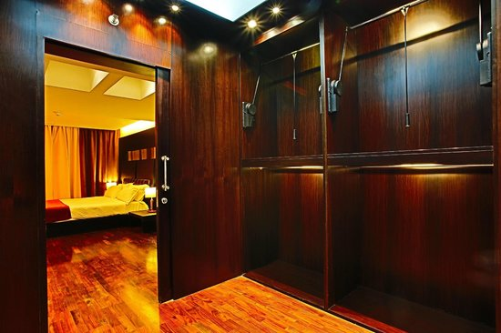 Penthouse master bedroom dressing room picture of for Master bedroom dressing room ideas