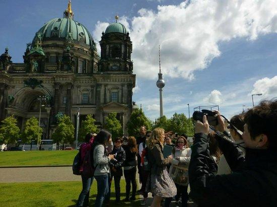 Original Berlin Walks: Med Lorna på tur