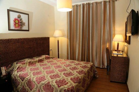 Hotel Drachim : Room