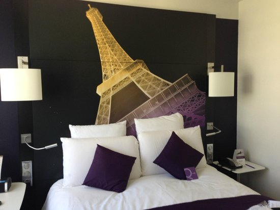 foto de mercure paris centre eiffel tower hotel par s On cuartos decorados con la torre eiffel