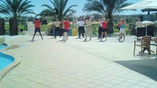 Pestana Porto Santo All Inclusive : Flashdance 1