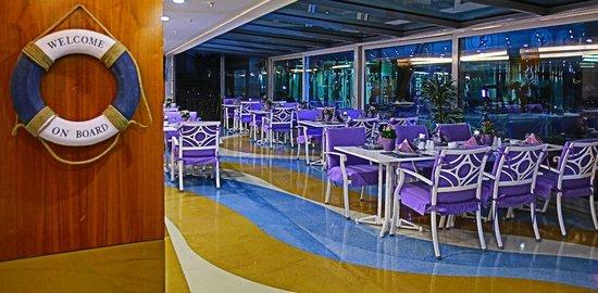 Coral Beach Hotel & Resort : SunSoul Restaurant & Shisha Lounge