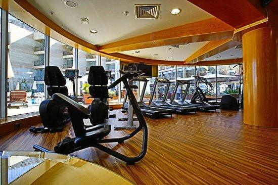 Coral Beach Hotel & Resort : Fitness Center