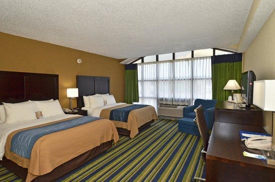 Comfort Inn Amp Suites Lantana West Palm Beach South Fl