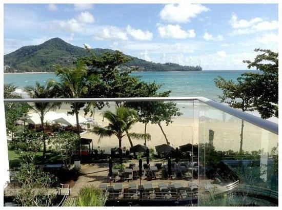 Novotel Phuket Kamala Beach : Stunning view