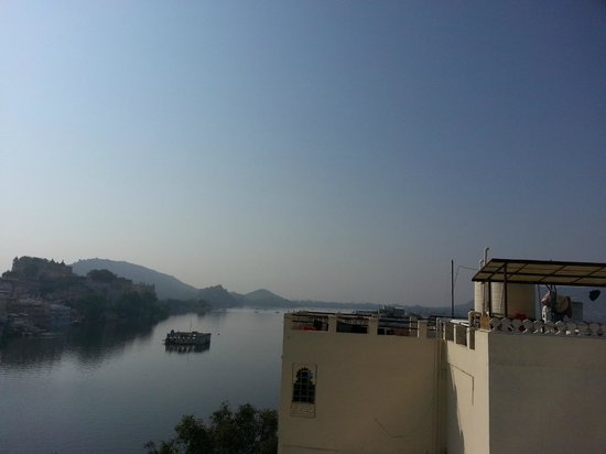Karohi Haveli: View from the terrace