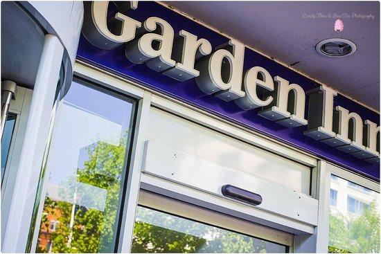 Hilton Garden Inn Bristol City Centre: Exterior