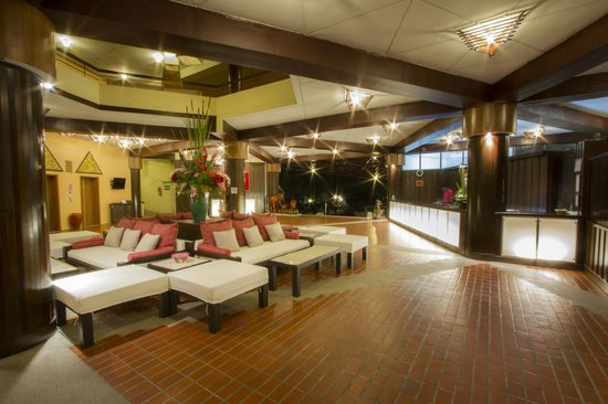 Beach Garden Hotel: Lobby