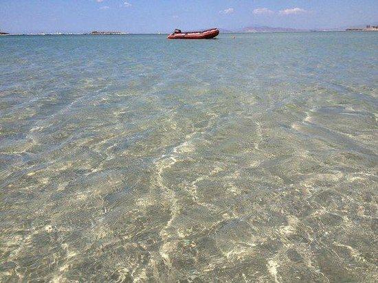 Blue Sky Hotel: Balux beach
