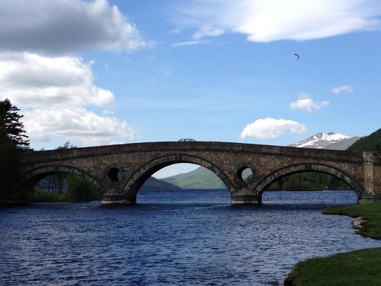 Mains of Taymouth Cottages: Loch Tay