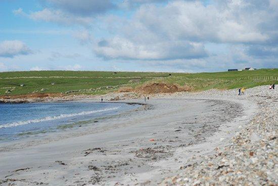 Cnoc Breac : Beach