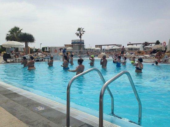 Hotel Gala: piscina