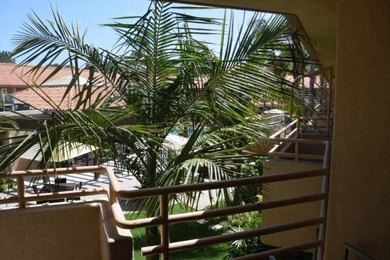 Courtyard San Diego Del Mar/Solana Beach : enjoy the view from your room
