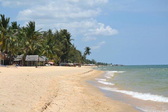 Sea Star Resort : Beach