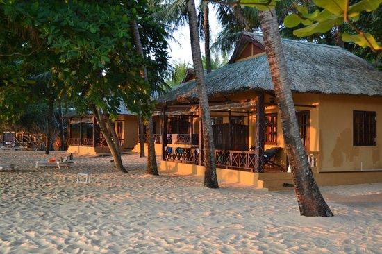 Sea Star Resort : Beach villa