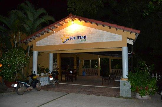 Sea Star Resort : Reception