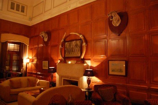 Umaid Bhawan Palace Jodhpur : Trophy bar