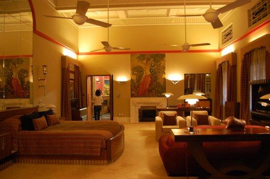 Umaid Bhawan Palace Jodhpur : The suites