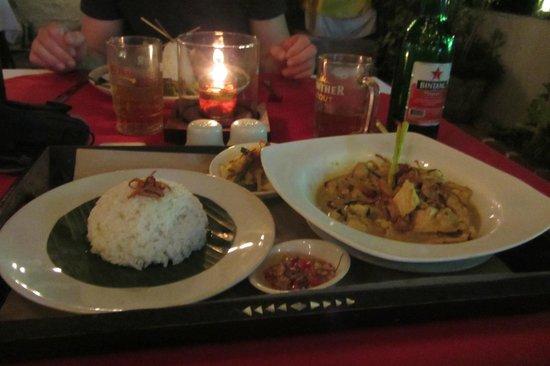 Balboni restaurant: lecker...
