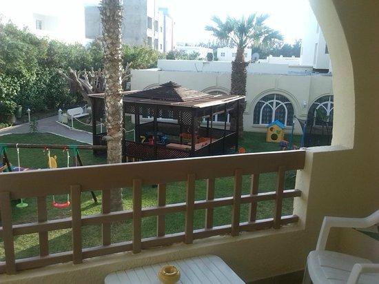 Palmyra Beach : детская площадка