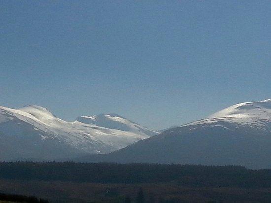 Discover Scotland Tours : Nevis Range
